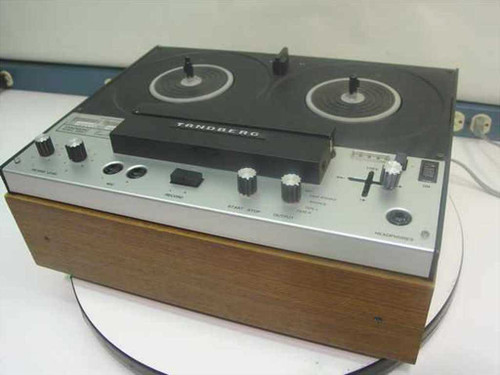 Tandberg 3000X  Reel-to-Reel Cross Field Tape Recorder - Player