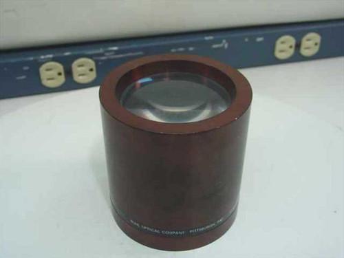 "Buhl 782-100  10.0"" 254mm EFL f 2.8 Projector Lens"
