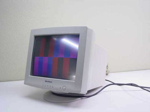 "IBM 41-1526-94  15"" SVGA Microtouch Monitor - 14H0796 - As Is - No"