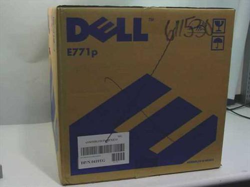 """Dell E771P  17"""" SVGA Color Monitor - Black - New"""