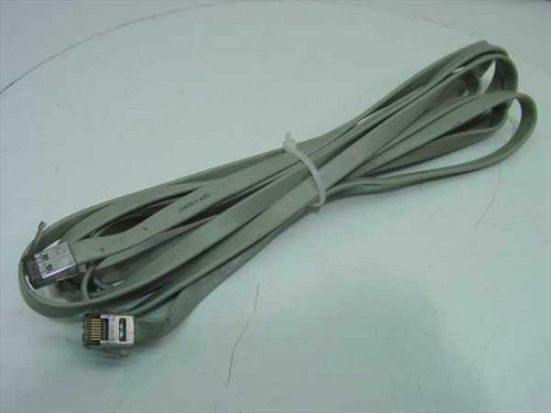 IBM IBM 4683-P21Cash Register Cable 12.5' 8-Pin Amp (6316857)