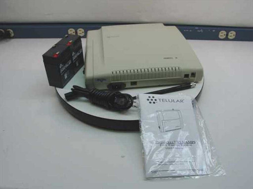 Telular SX3I  Phonecell SX3i Amps Fixed Wireless Terminal