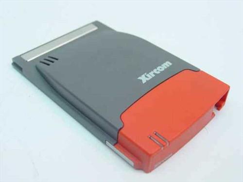 Xircom RE-100  RealPort Ethernet 10/100 PCMCIA Card