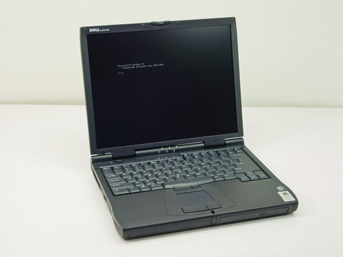 Dell Latitude CPx J650GT  PIII 650MHz Laptop - 99125