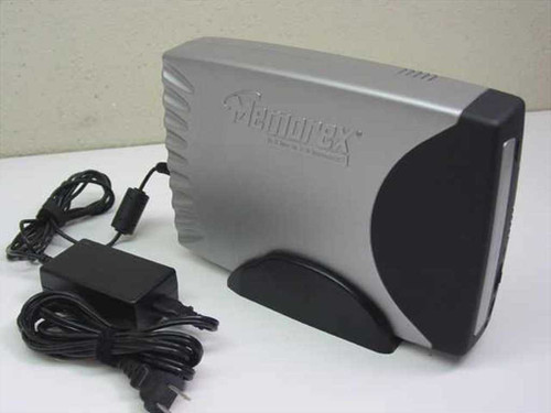 Memorex 3202 3261  CD-RW USB External 52x32x52