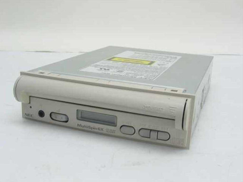 NEC CDR-502  6x SCSI MultiSpin CD-ROM drive