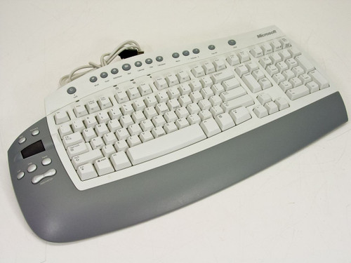 MIcrosoft X08-75080  Microsoft Ergonomic Office Keyboard - USB