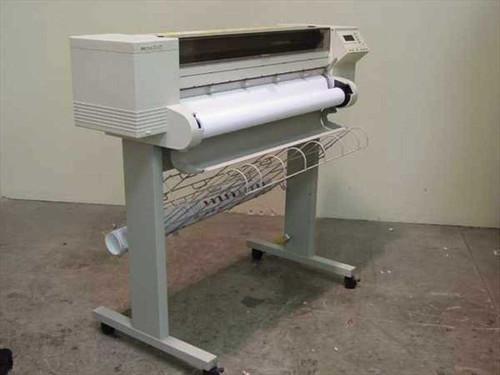 HP C2859A  Designjet 650C Color Inkjet E Size Plotter 36 Inch
