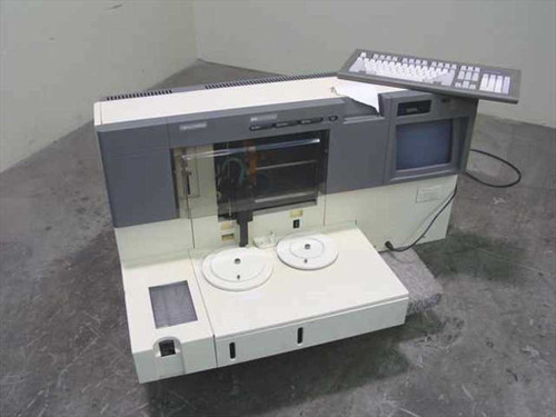 Ciba Corning 550 Express  Chemistry Analyzer - Parts unit does not boot