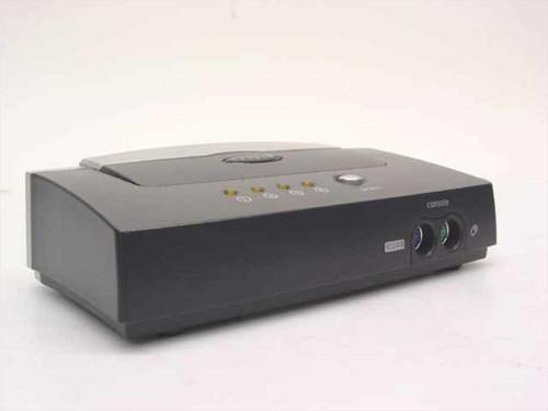 Belkin F1DB104P  4 - Port KVM Switch - OmniView E Series