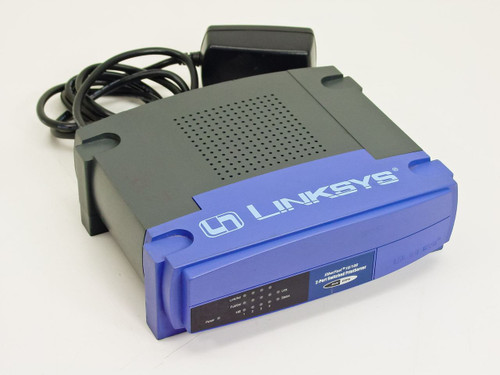 Linksys EFSP42  EtherFast 10/100 2-Port Print Server