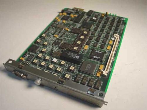 3COM 3C510505 LinkBuilder Remote Management Adapter Card 10505 90140 - As Is