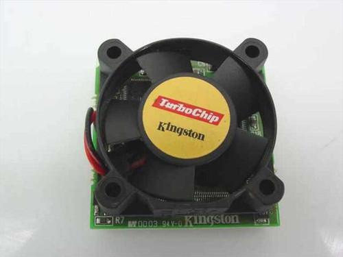 Kingston TC5X86/133  TurboChip 133Mhz Processor 486 - Missing Fan