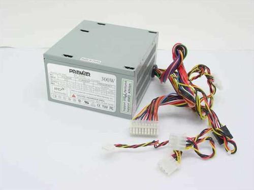 Premier PS-PR&P4-300X  300W ATX Power Supply - PS-300S