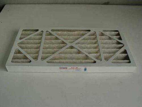 Air Handler 6B924  24 x 24 x 2 Extended Surface Air Filter