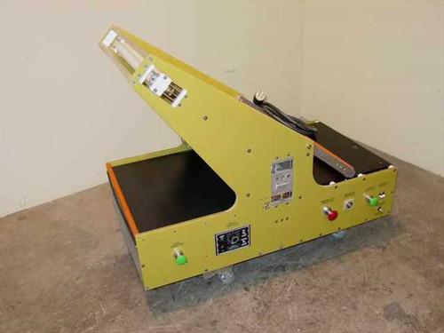 Custom Conveyor Laminator  Motor Driven Conveyor/Laminator System