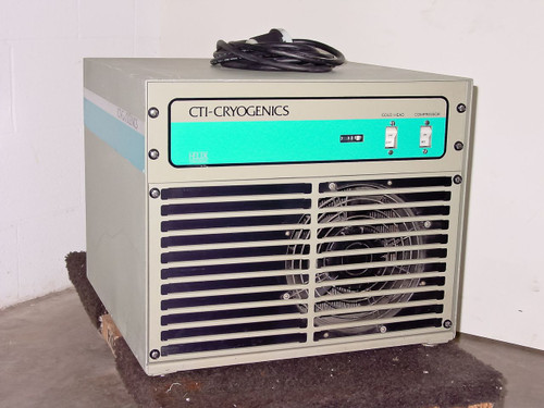 CTI Cryogenics 8032224  Compressor Model SC Air Cooled