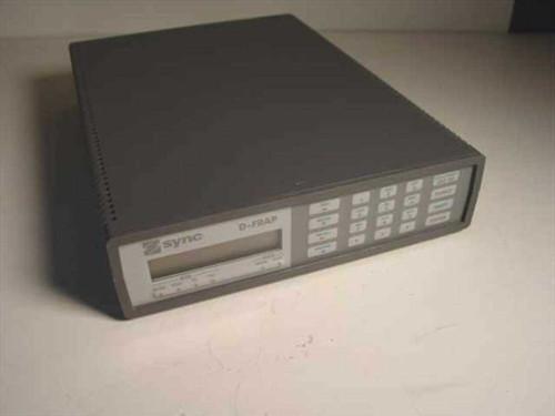 Sync D-FRAP-R303  D-FRAP-R303 Frame Relay Access Probe
