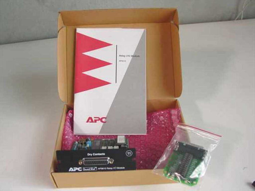 APC AP9610  Relay I/O Module
