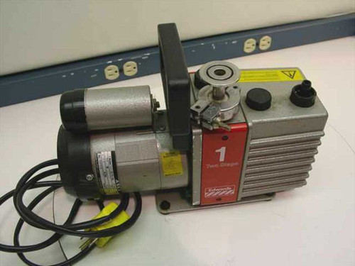 Edwards E2M-1  2-Stage Direct Drive High Vacuum Vane Pump