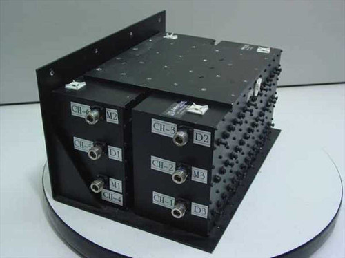 ZoMatch BCCD842M  835MHz-849MHz RF Microwave Filter
