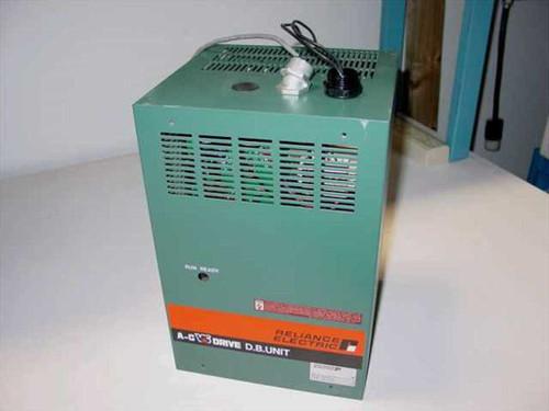 Reliance Electric 2DB4020  AC VS Drive Dynamic Braking Unit