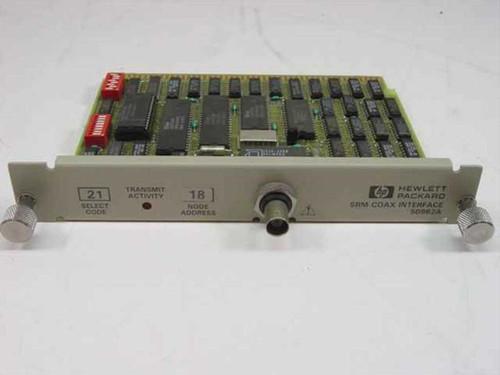 HP 50962A  200/300/SRM Coax Interface Card