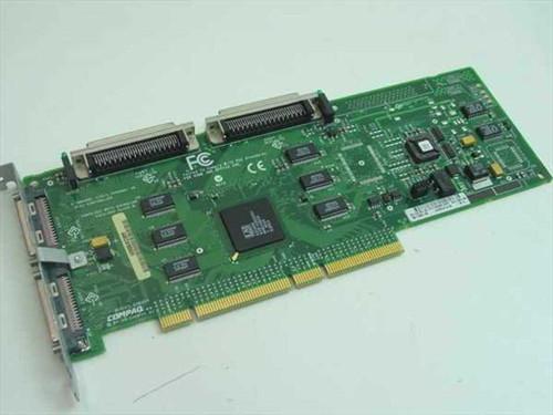 Compaq 348759-001  ULTRA2 SCSI PCI Dual Channel LVD Controller