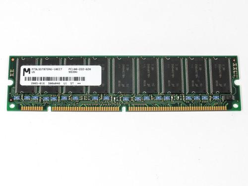 Micron MT9LSDT872AG-10EC7 PC 100 64MB 100MHZ ECC Desktop Memory