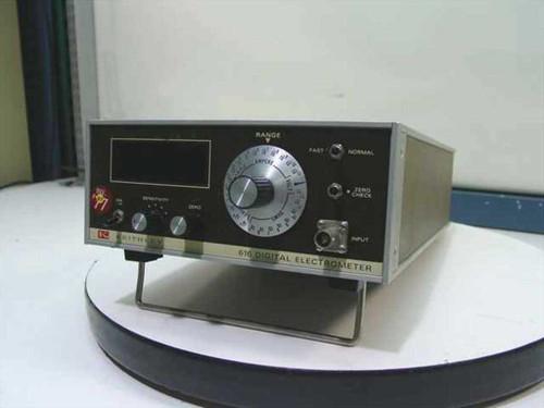 Keithley 616 Digital Multipurpose Automatic Ranging Electrometer