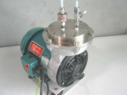 GEC Machines BS2508  Oil less -diaphram type -Vacuum/Pressure Pump