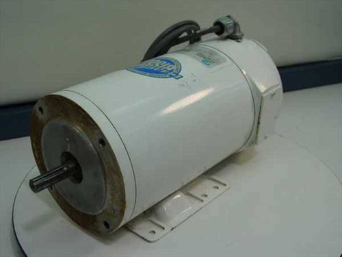 Pacific Scientific STF5332-3747-56BC  1 Hp. 90 V DC motor. BISSC Certified