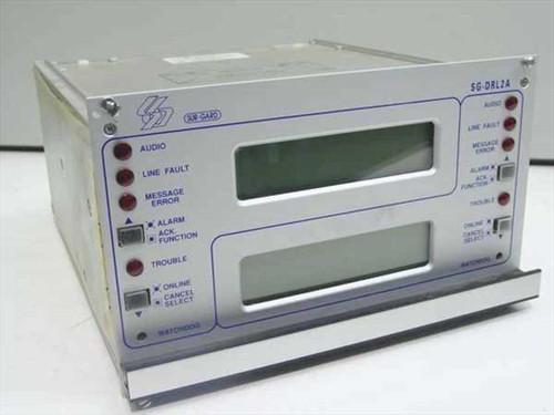 Sur-Gard SG-DRL2A  Central Station Alarm Digital line card Module