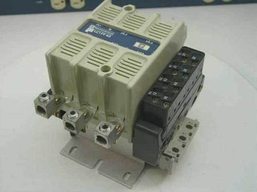 Telemecanique LC1FF43  Contactor 115A 3Pole (No Coil)