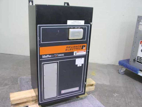 Reliance Electric 14C310  Minpak Plus 10HP Variable Speed Drive