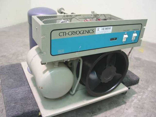 CTI-Cryogenics CS  Helix Cryo Compressor Core