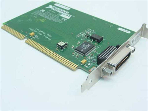 National Instruments 183663C  AT-GPIB/TNT HPIB IEEE 488.2 Plug & Play Card