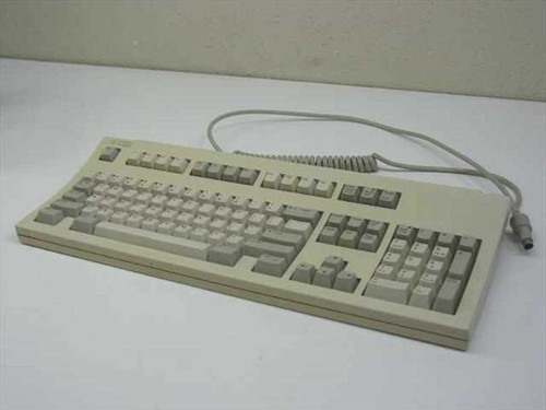 HP A2840-60201  PS/2 Keyboard - CIGE03614 - Yellow
