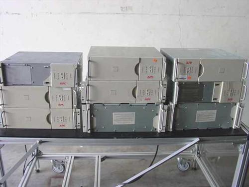APC 700-1400  Lot 9 Rackmount Smart UPS - Mixed