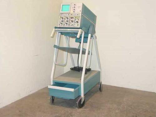 Tektronix 7704A  Oscilloscope System & 7A26 7A13 7B87 w/Manuals