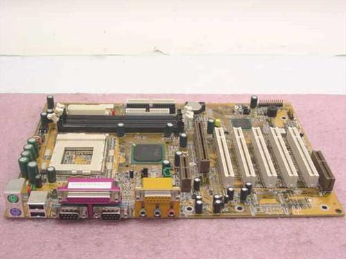 Biostar M6TSS  PGA370 PIII System Board VER 1.0