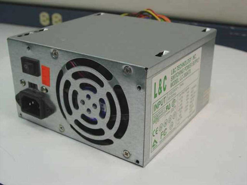 L&C LC-300ATX  300W ATX Power Supply