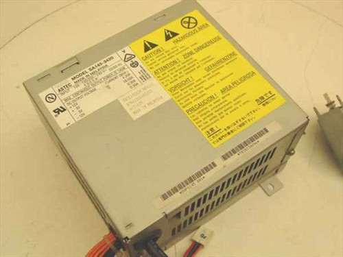 Astec SA145-3420  145W AT Power Supply - AST 88PS145