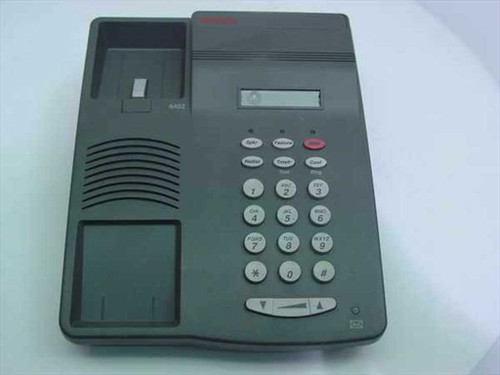 Avaya 6402 Telephone/Non-Display Voice Mail wo/Handset (6402D02A)