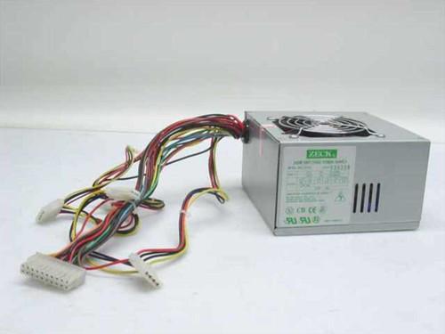 Zeck ZKS-525AT  250W ATX Power Supply