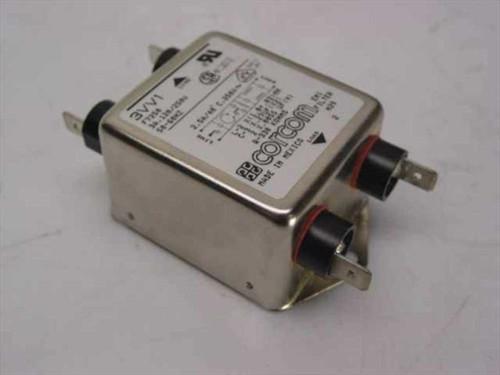 Corcom EMI Filter (3VV1)