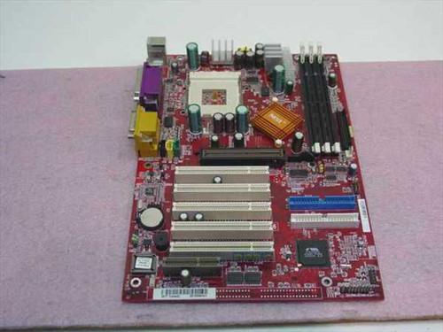 MSI MS-6330  Socket 462 System