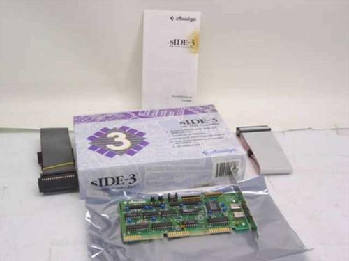Acculogic sIDE-3  IDE Disk Controller ISA 110-00173-00-C00