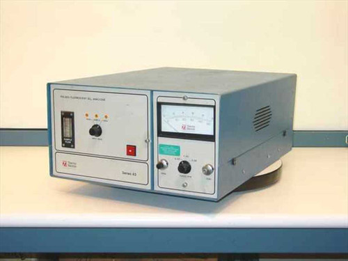 Thermo Electron Series 43  Pulsed Fluorescent SO2 Analyzer