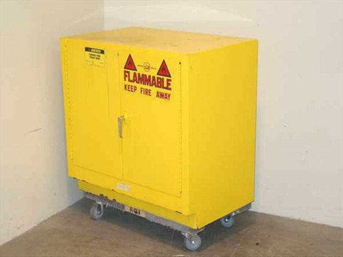 Justrite 25730  Flammable Liquids Cabinet - 22 Gallons
